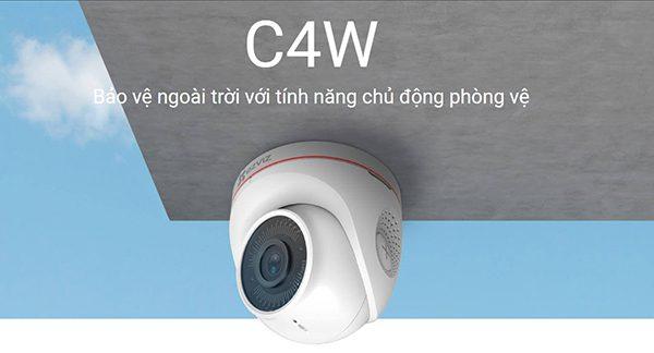 Camera EZVIZ C4W CS-CV228 bảo vệ ngoài trời
