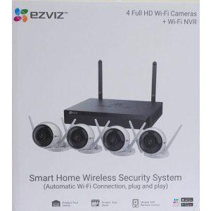 Bộ KIT 4 camera Wifi EZVIZ