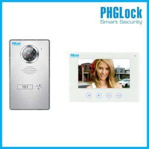 Chuông cửa màn hình cảm ứng PHGLOCK IC100W